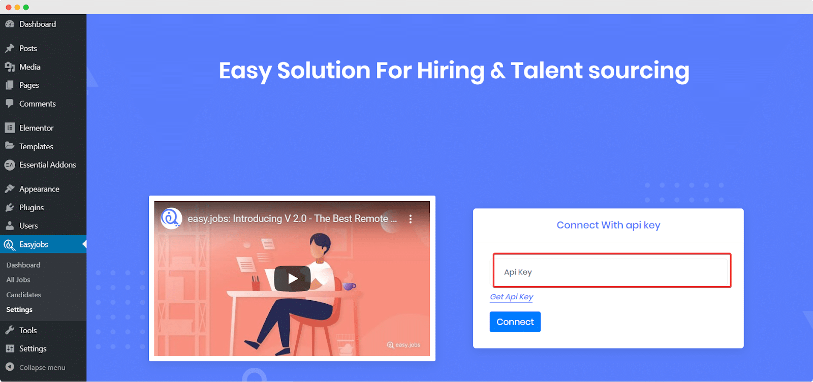 Create a Stunning Career Site in 5 Minute Using Easy.Jobs [FREE] 6