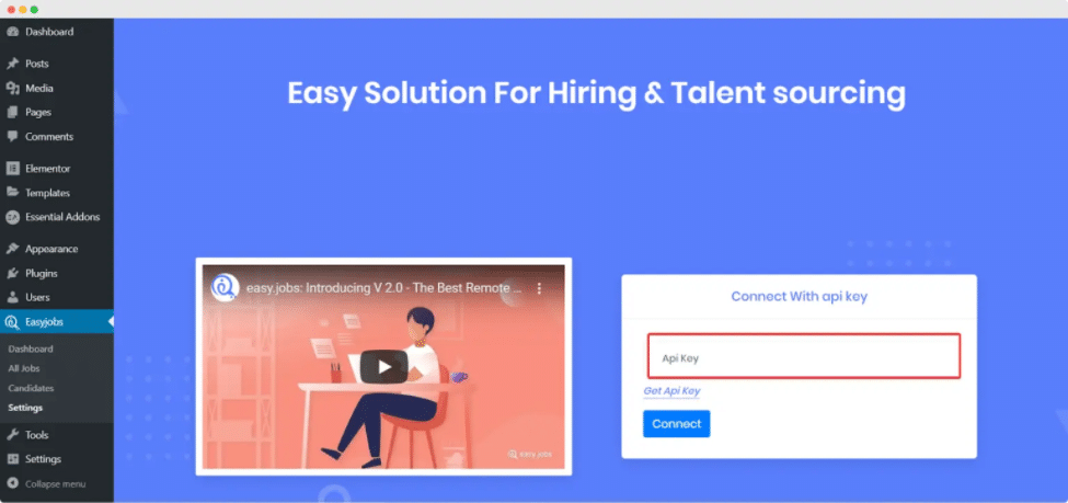 career page templates
