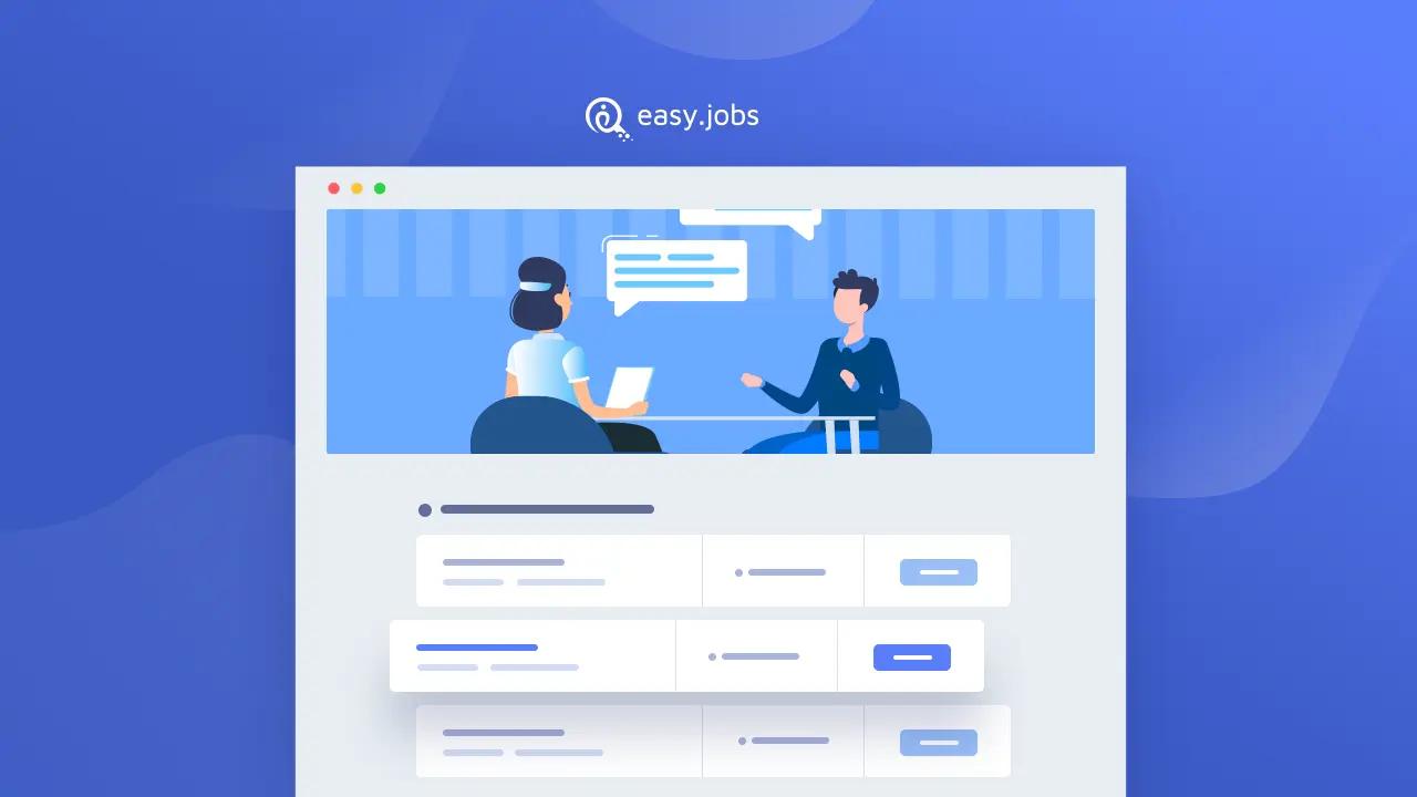 WordPress job board