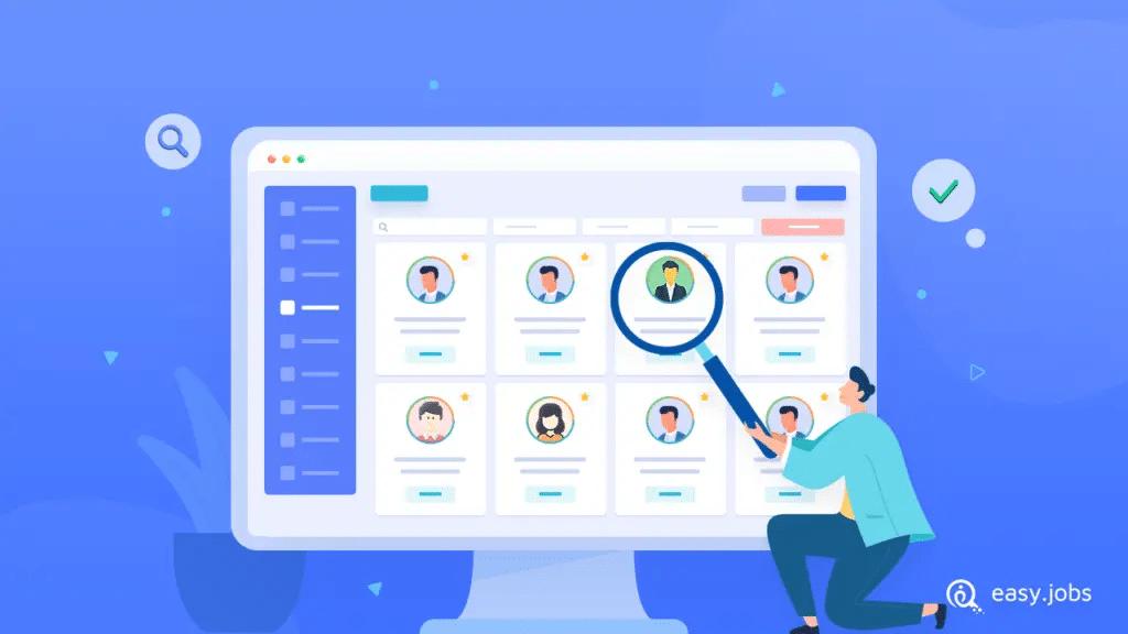 proper recruitment tool google sheet